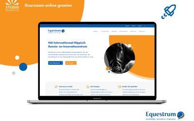 Een nieuwe start met een nieuwe website